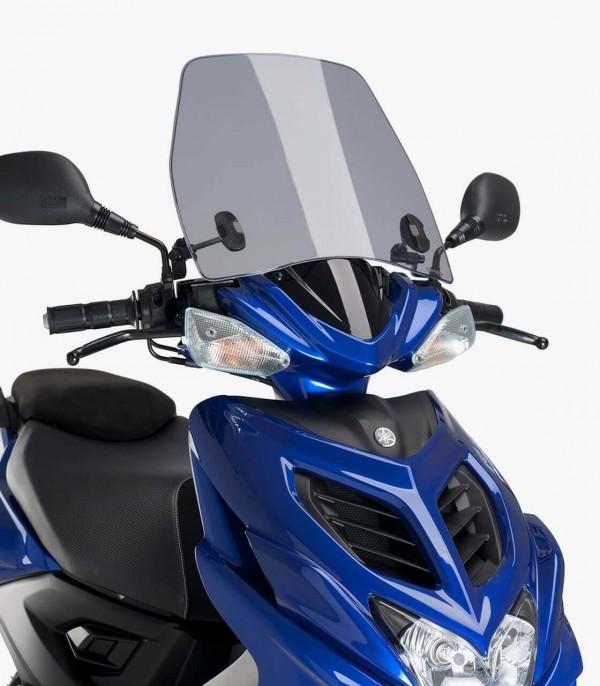 Parabrisas Puig modelo Trafic Yamaha Aerox 4 color Ahumado 9681H