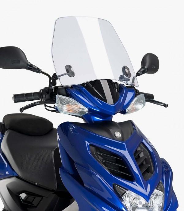 Parabrisas Puig modelo Trafic Yamaha Aerox 4 color Transparente 9681W