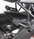 Guardabarros trasero Kawasaki Versys 650 Tipo S Negro Puig 4407J