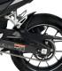 Guardabarros trasero Honda CBR500R Tipo S Negro Puig 3557J