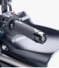 Contrapesos Cortos Puig color Negro para Yamaha FJR1300A/AS, FZ1, FZ8/Fazer, FZS600 Fazer, R1, R6