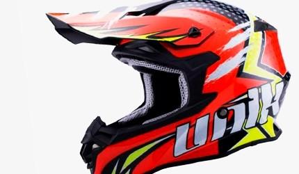 Cascos de motocross y enduro