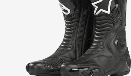 Botas de moto de hombre