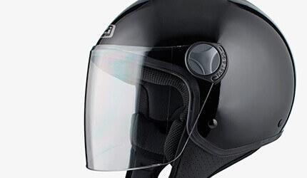 NZI Open Face Helmets