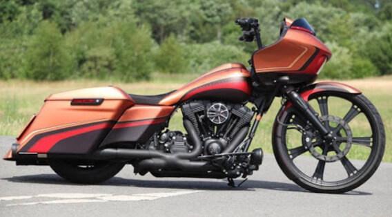 moto Bagger