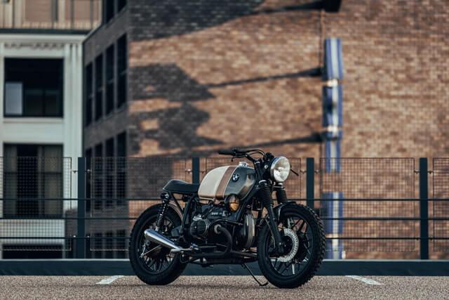 moto Cafe Racer