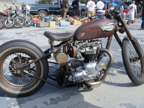 moto Rat Bike
