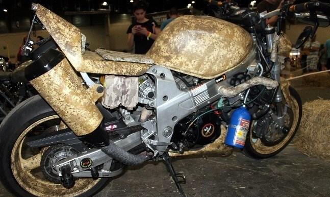 moto Street Fighter
