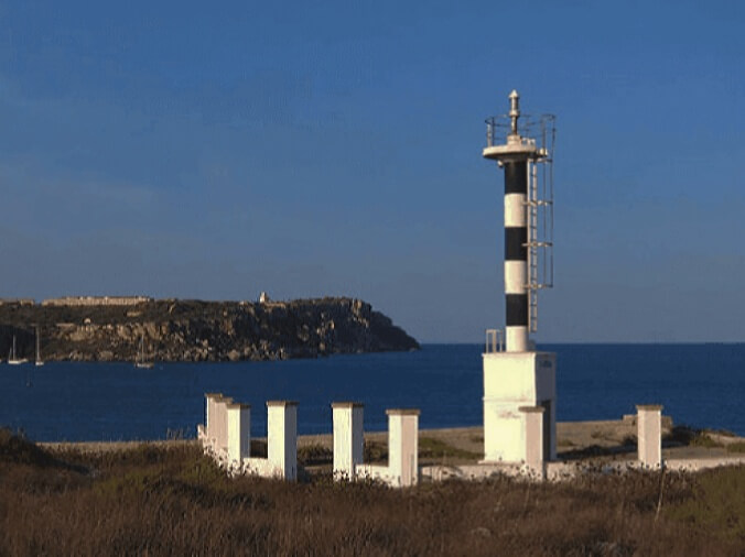 Faro Punta San Carlos